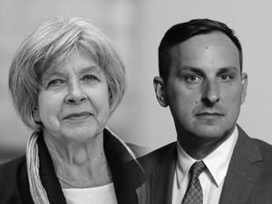 Ewa Nekanda-Trepka i Jarosław Trybuś