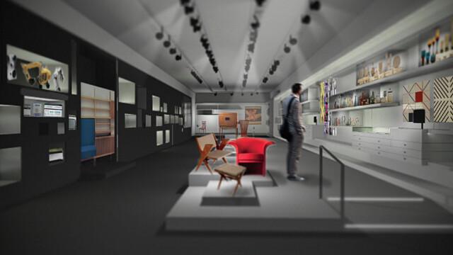 Wielkie otwarcie! Startuje Galeria Wzornictwa Polskiego w Muzeum Narodowym w Warszawie