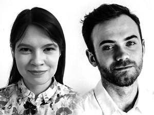 Roksana Maślankiewicz i Marcin Talarek