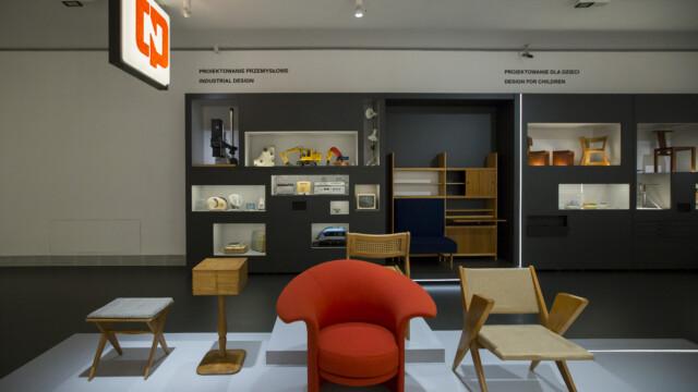 Galeria Wzornictwa Polskiego wreszcie otwarta! [zdjęcia]