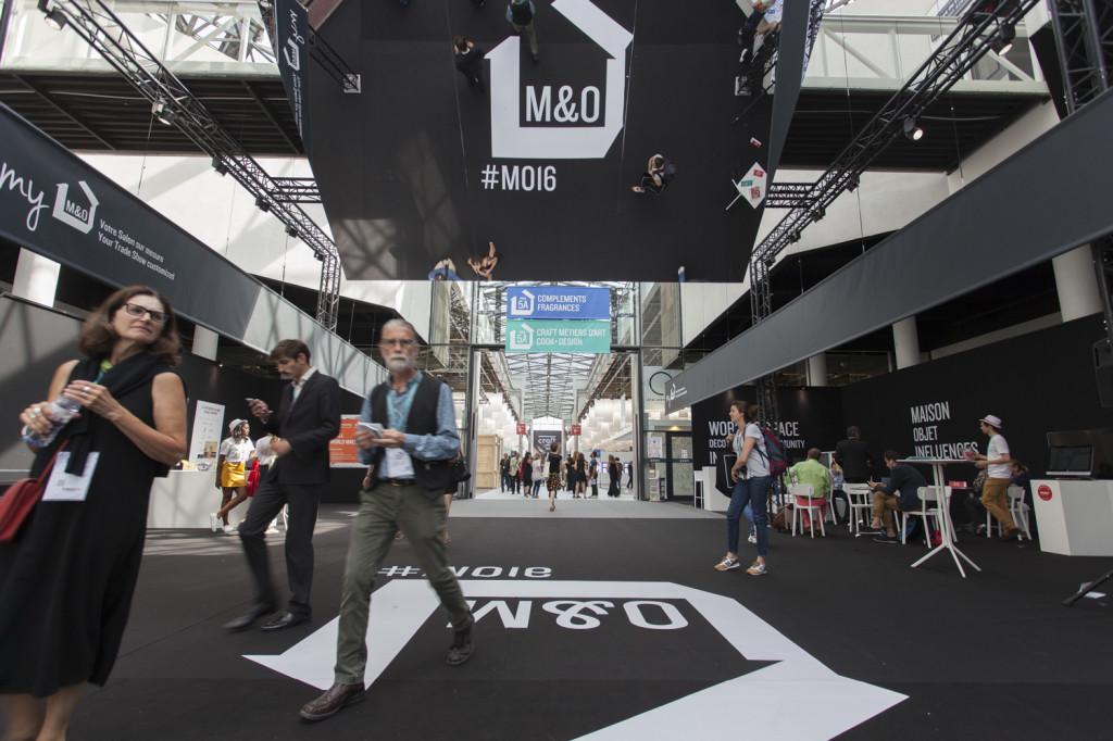 Maison & Objet to targi, które odbywają się w Paryżu dwa razy do roku. fot. Marek Swoboda