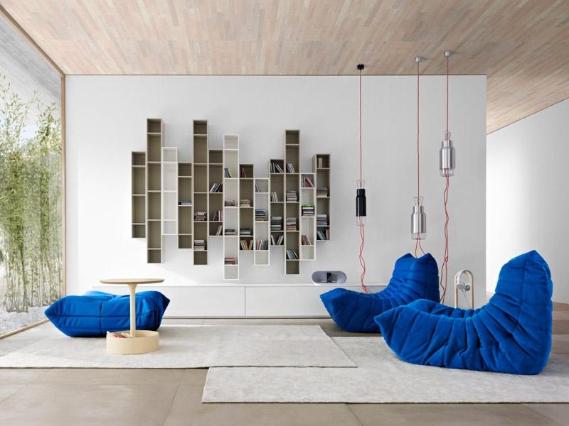 Pierwszy sklep marka Ligne Roset otworzyła w 1973 roku wraz z premierą sofy TOGO Michela Ducaroy – odkrywczego i wyznaczającego nową myśl projektową wzoru, który dziś jest ikoną designu.