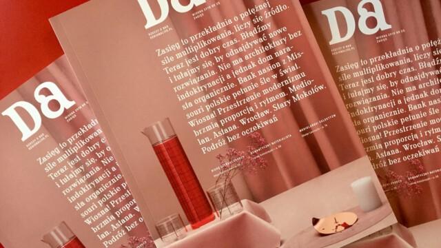 """Powitajmy razem wiosnę. W sprzedaży jest już 25 wydanie magazynu """"Design Alive"""""""