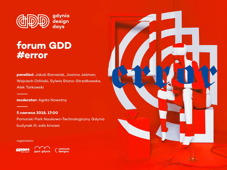 Forum GDD #ERROR_zaproszenie