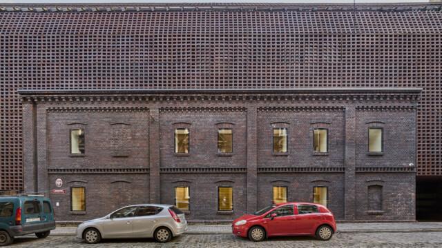 Nowa siedziba Szkoły Filmowej w Katowicach z prestiżową, międzynarodową nagrodą