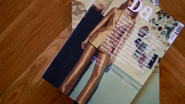 """Sięgnijcie po 26 wydanie magazynu """"Design Alive"""". Tematem tego numeru jest """"Słońce"""""""