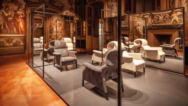 Kultowy fotel w nowej odsłonie
