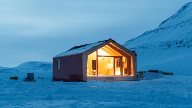 Ciepło w sercu polarnej zimy