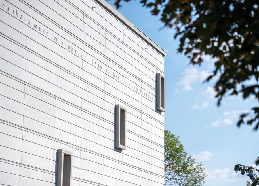 Muzeum Bauhausu w Weimarze. Fot. Thomas Müller weimar GmbH 3