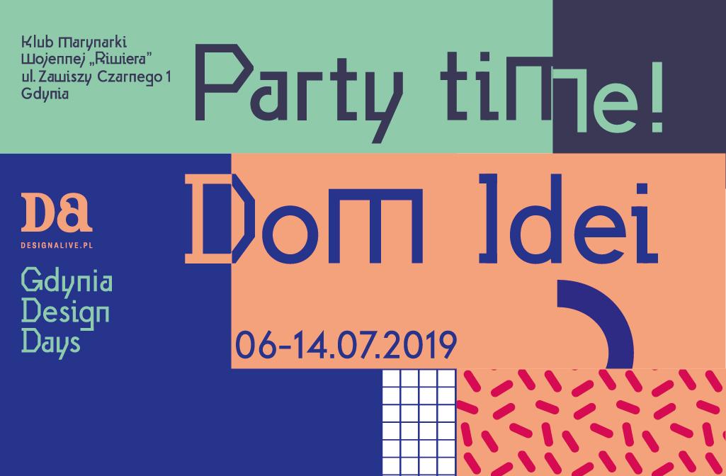 """Davis, Opoczno i Profim głównymi partnerami drugiej odsłony Domu Idei """"Design Alive"""" podczas Gdynia Design Days (6-14 lipca)"""