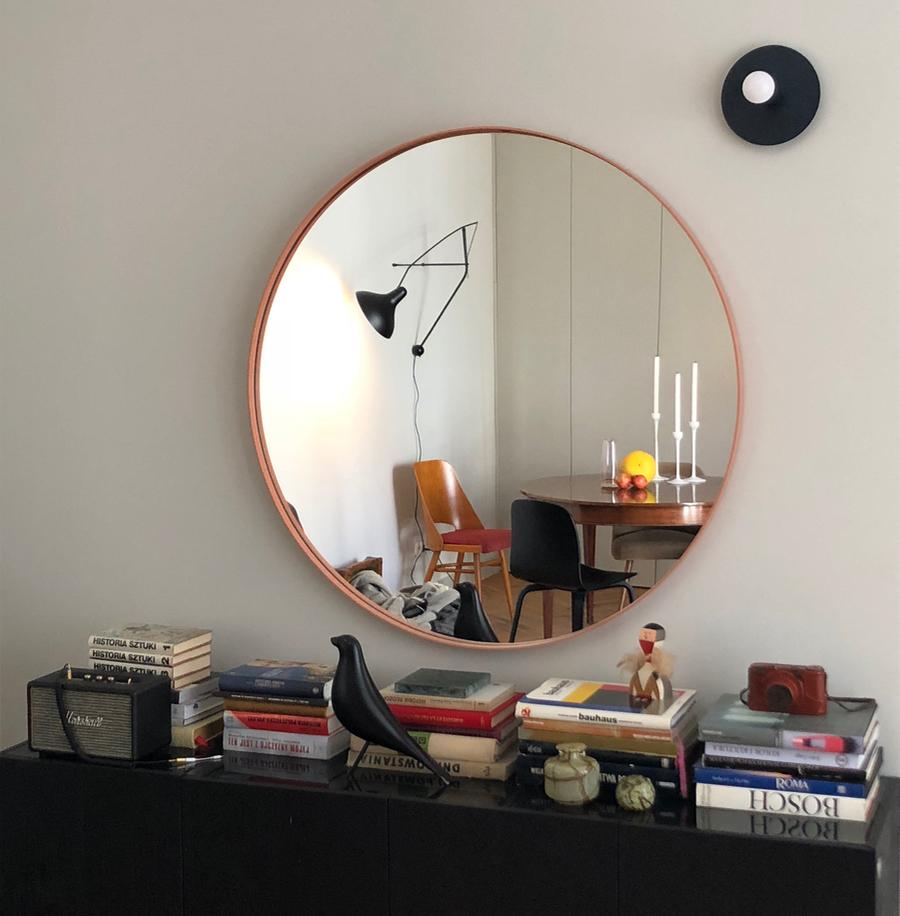 Kolekcja luster / projekt: Zofia Wyganowska, Agata Melerska / producent: Mara Design