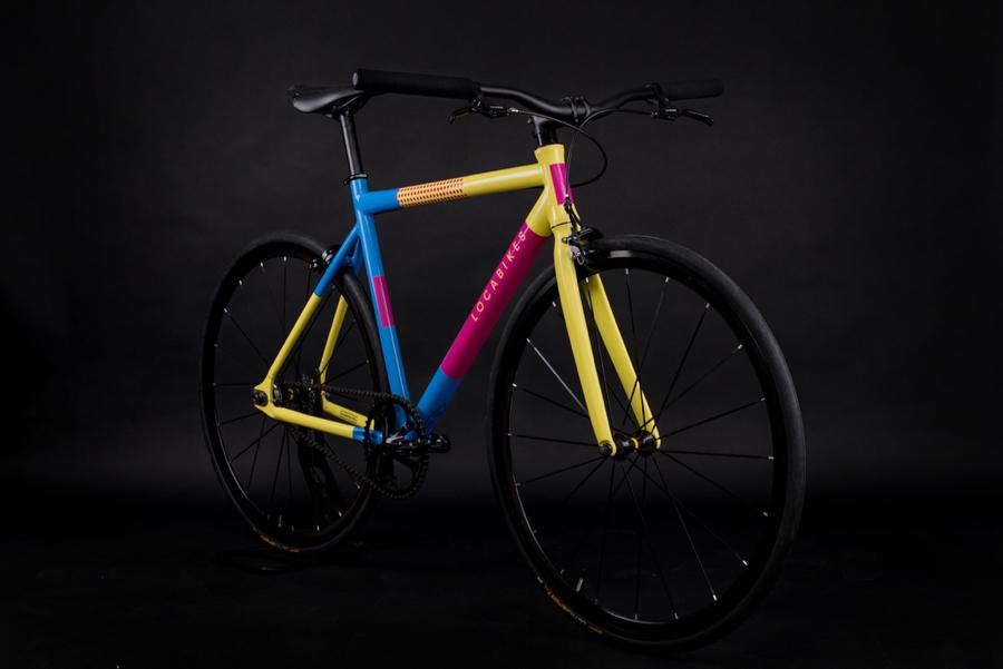 Personalizowany rower / projekt: Tadeusz Ciechanowski, Aleksander Zemke / producent: LOCABIKES
