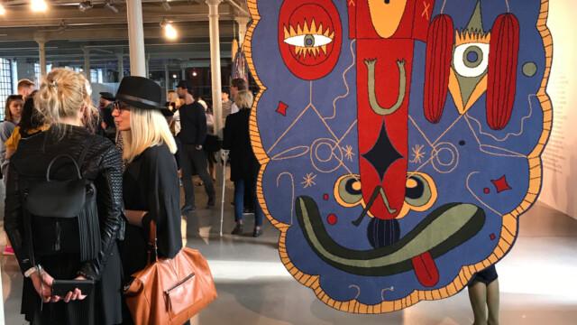Słynny Jaime Hayon i jego maski w Centralnym Muzeum Włókiennictwa