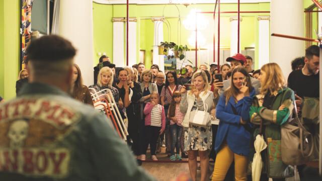 Dadaistyczny świat Gregora Gonsiora w Domu Idei podczas Gdynia Design Days