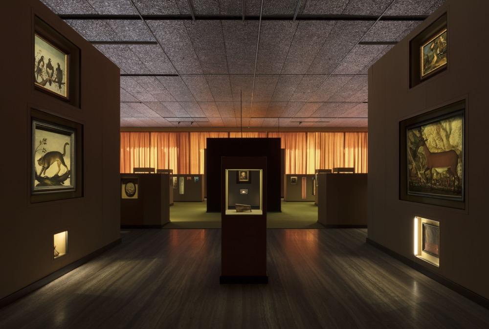 Wes Anderson wystawia w Mediolanie