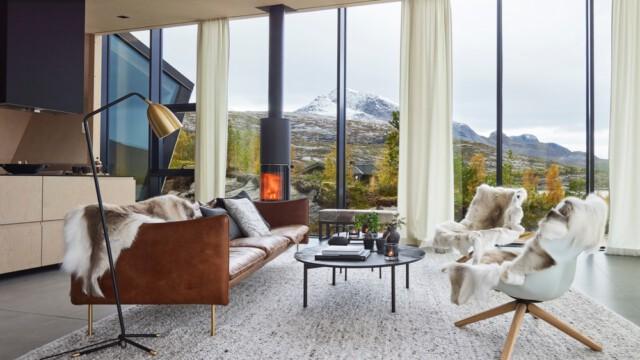 Norweskie schronienie