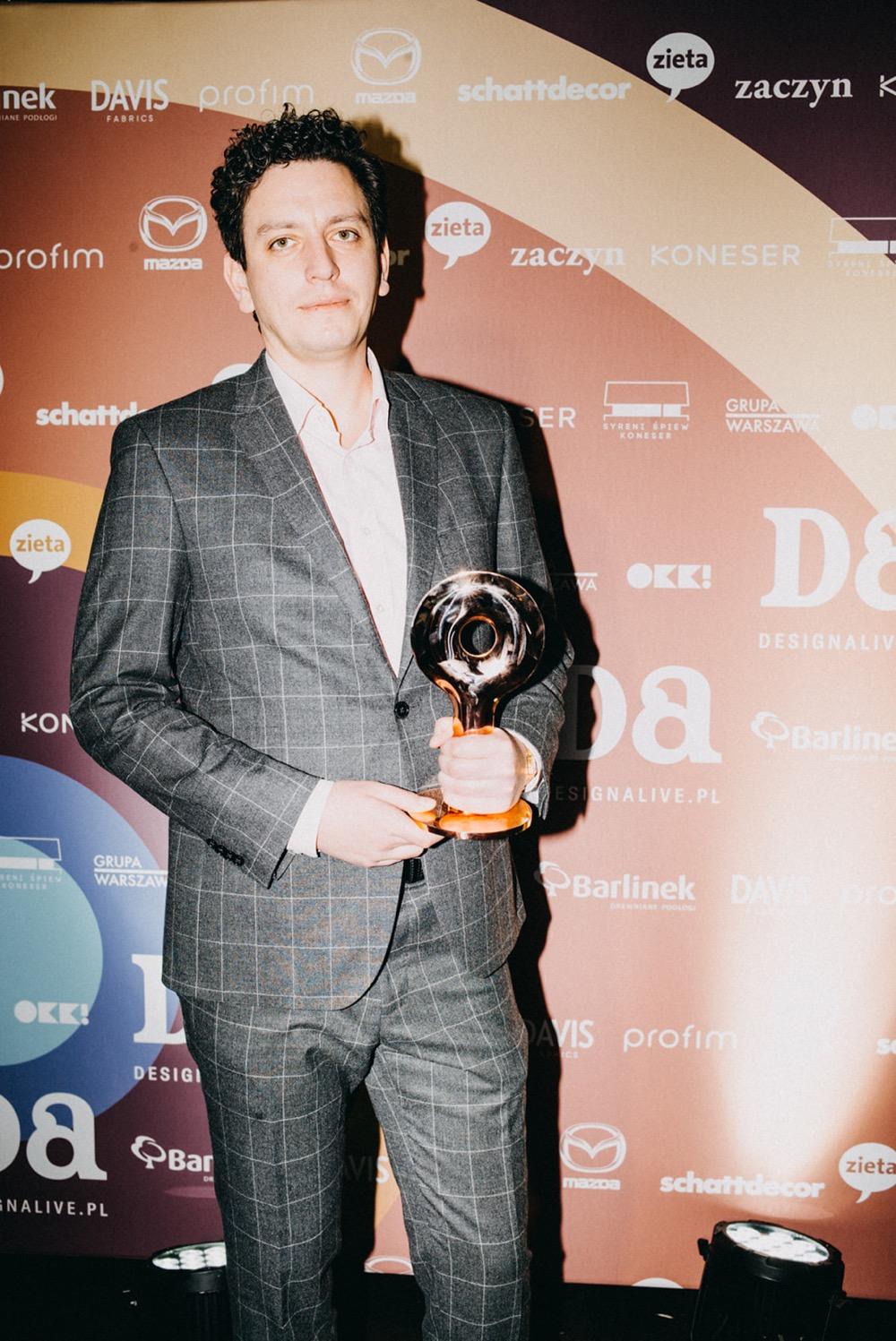 Gala Design Alive Awards