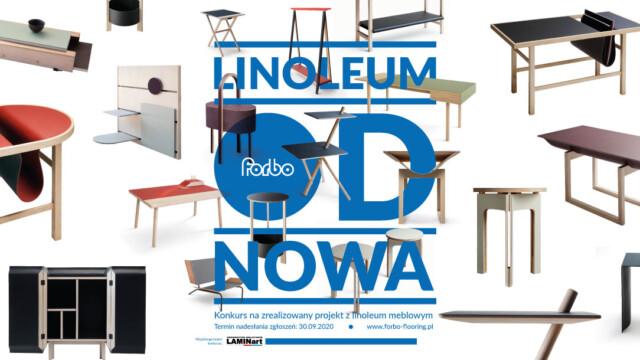 Linoleum od nowa. Konkurs Forbo nie tylko dla architektów