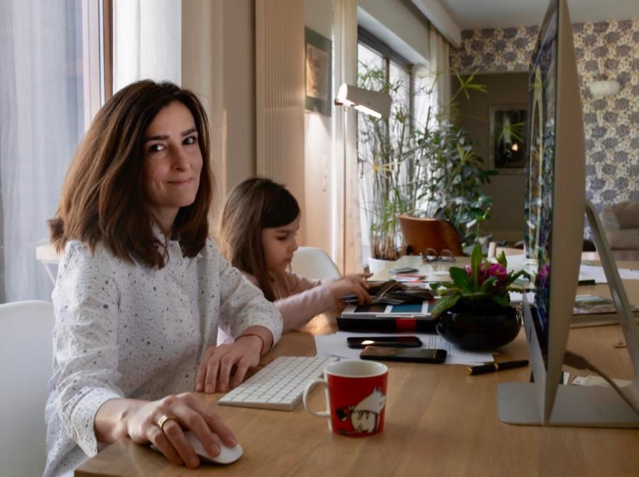 Magdalena Hubka, współwłaścicielka Swallows's Furniture, działa na wielu frontach.
