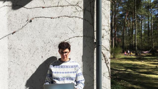 Agnieszka Jacobson-Cielecka: – Wszystko dookoła stało się względne