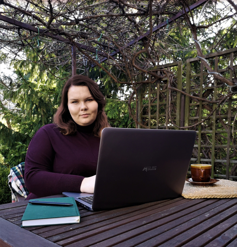 Magda Skibka, współwłaścicielka agencji PR – PLN Design Group.