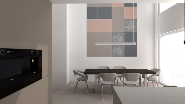 Zobaczcie jak projektantki i projektanci wnętrz zrealizowali architektoniczną koncepcję Couple Hause