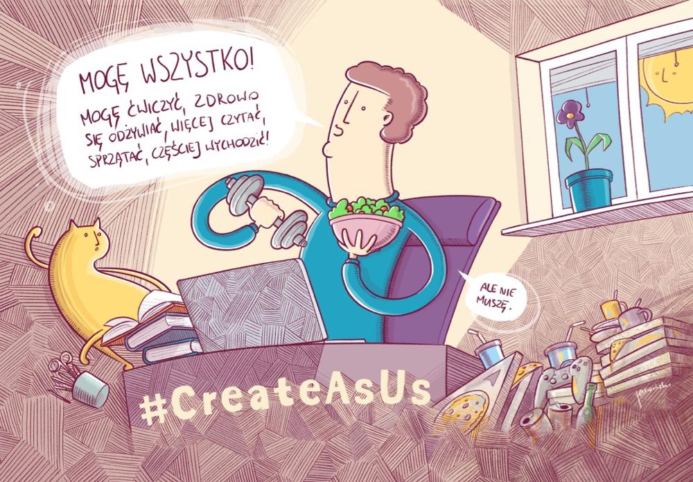 Print #CreateAsUs