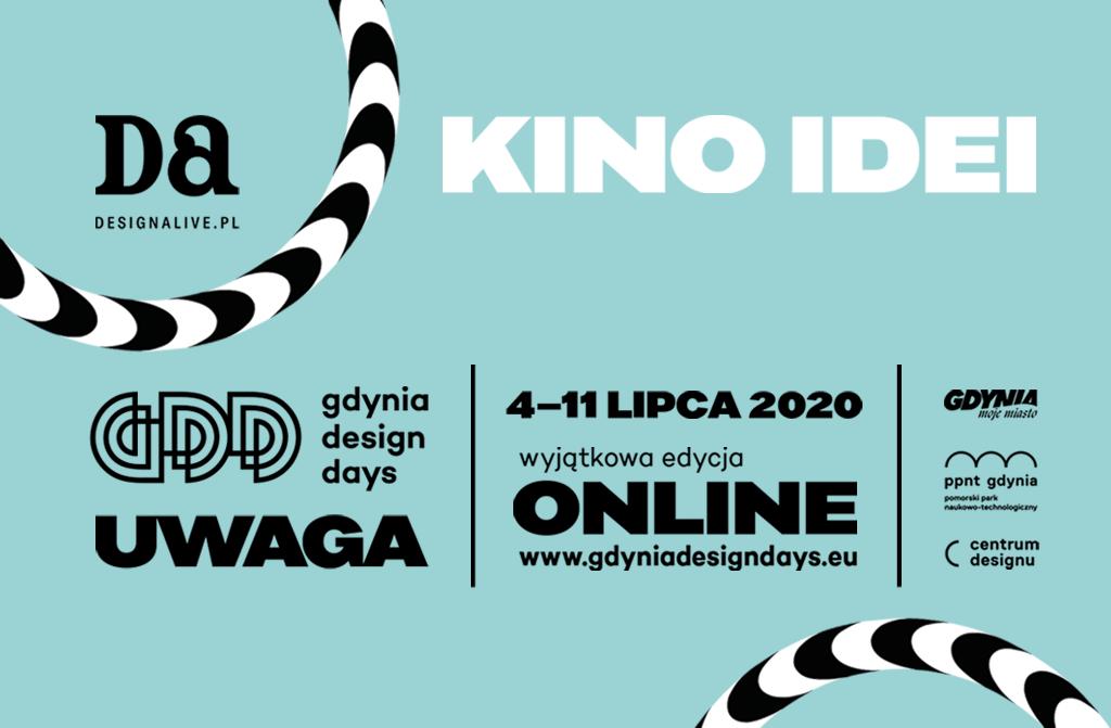 W sobotę startuje Kino Idei! Zobacz program przeglądu filmowego online