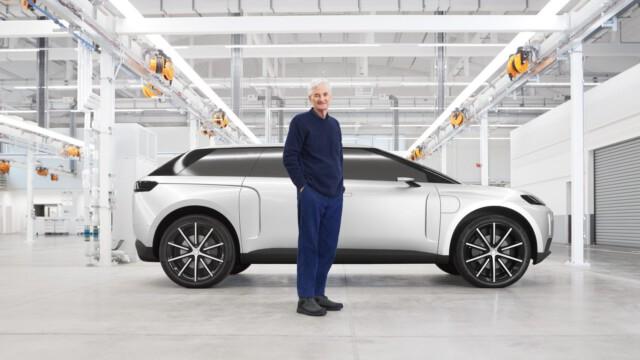 """Elektryczny samochód Dysona. Marka słynnego wynalazcy i milionera odkrywa sekrety niedoszłego """"pogromcy Tesli"""""""