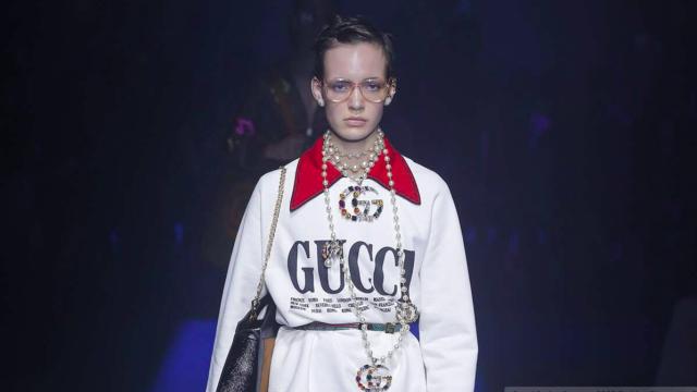"""Rewolucja? Gucci rezygnuje z pokazów. """"Nasze lekkomyślne działania spaliły dom, w którym mieszkamy"""""""