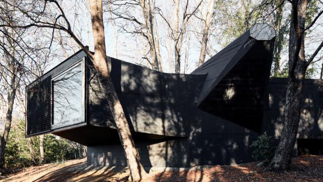 Niezwykły dom inspirowany malarstwem Le Corbusiera
