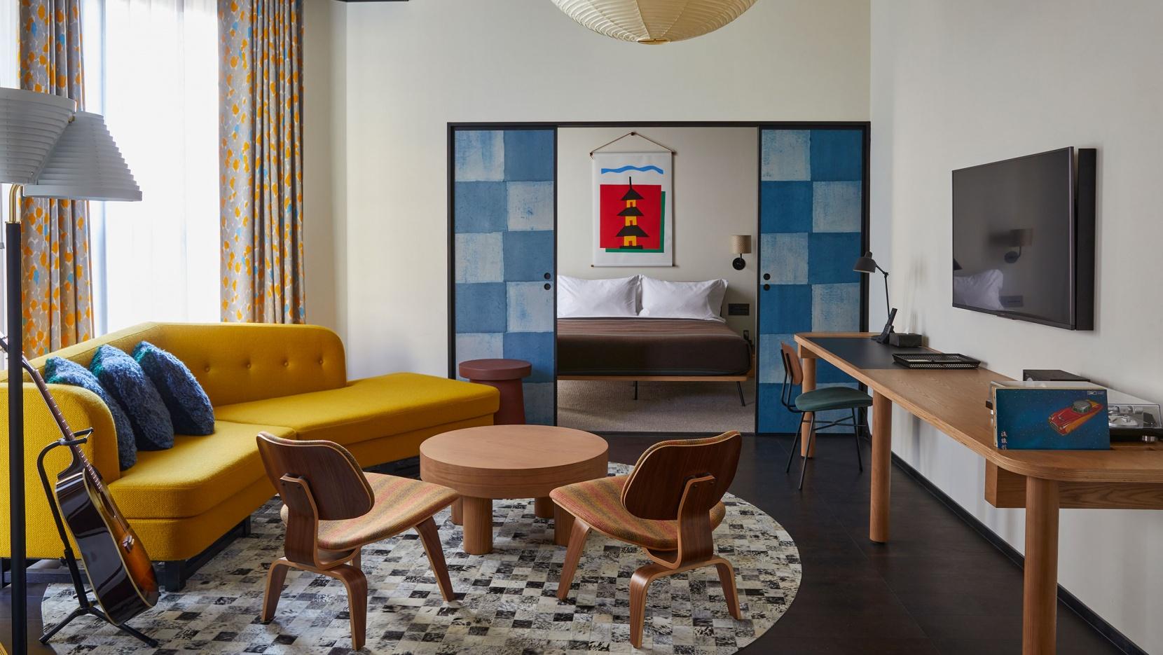 10 hoteli idealnych na jesienny wypoczynek