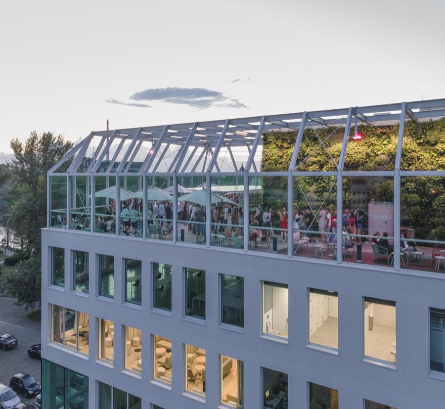 Concordia Design na Wyspie Słodowej we Wrocławiu już otwarta