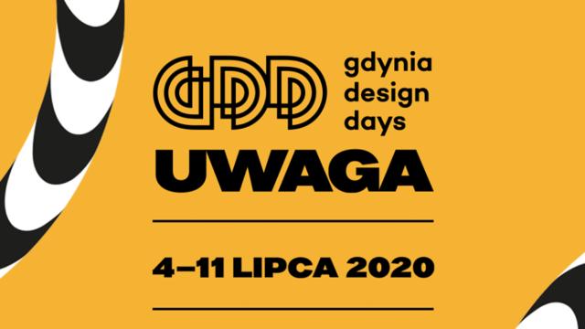 Gdynia Design Days 2020 online na półmetku. Co w programie na dziś i kolejne dni?