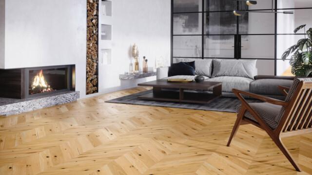 Podłogi w paryskim stylu, czyli nowe produkty w ofercie Barlinka