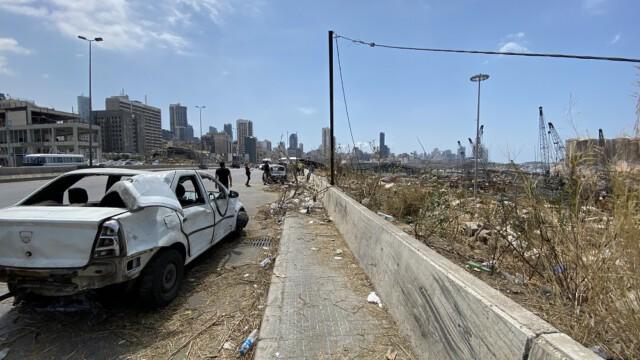 Ewa Szumilas z Bejrutu: – To było jak wybuch bomby atomowej. Zginął chłopak, który produkował moje meble