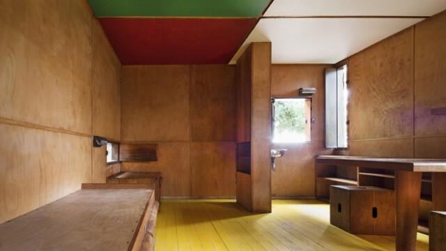 Cabanon. 12-metrowa chata na Lazurowym Wybrzeżu, w której Le Corbusier spędzał każdy sierpień
