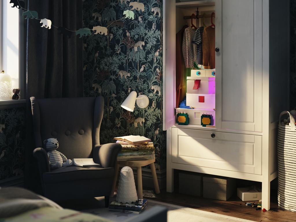 Skandynawski mariaż dla zabawy. IKEA i LEGO połączyły siły