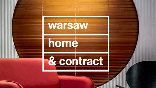 W tym roku targi Warsaw Home & Contract nie odbędą się. Jest nowa data