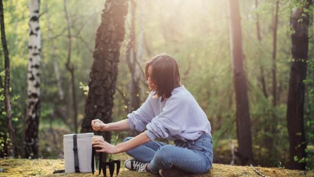 Rm., czyli remedium na stres. Leśne rytuały z herbatą w tle