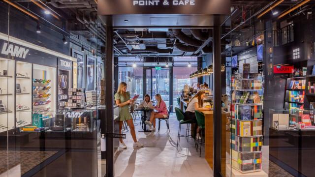 Lifestyle Designers Point&Cafe. Nowy koncept w Elektrowni Powiśle