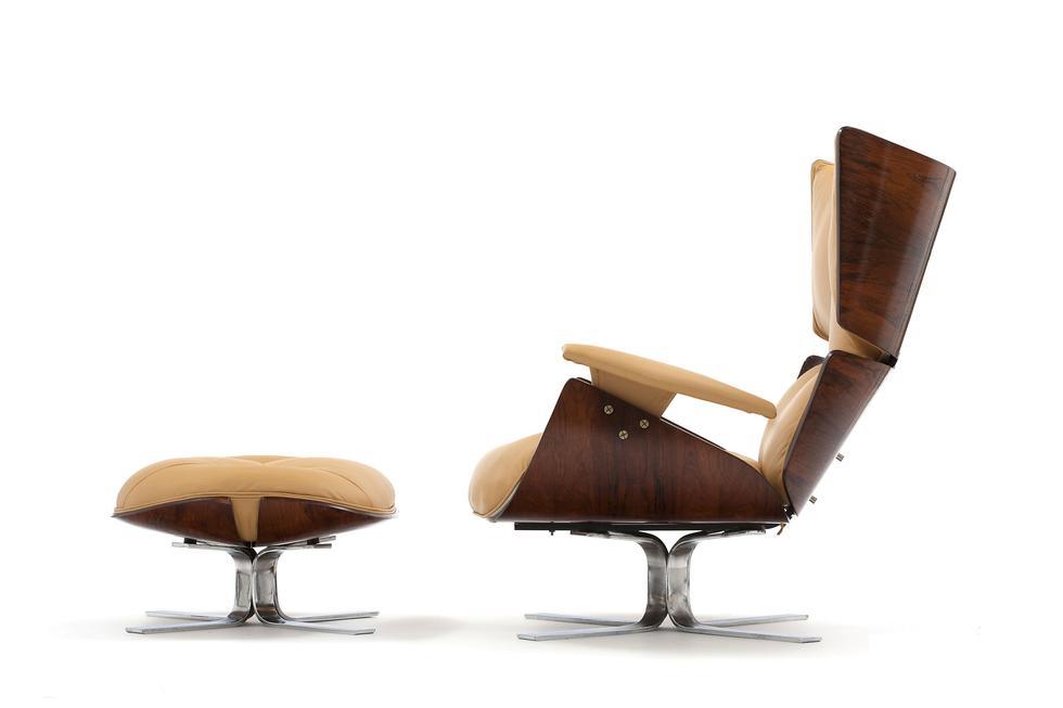 Fotel Paulistania z kolekcji Renaty i Arturo Profili.