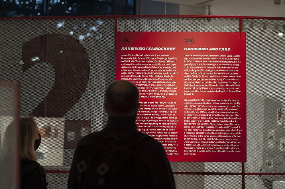 """Retrospektywa Janusza Kaniewskiego w cyklu """"Polskie Projekty Polscy Projektanci"""""""