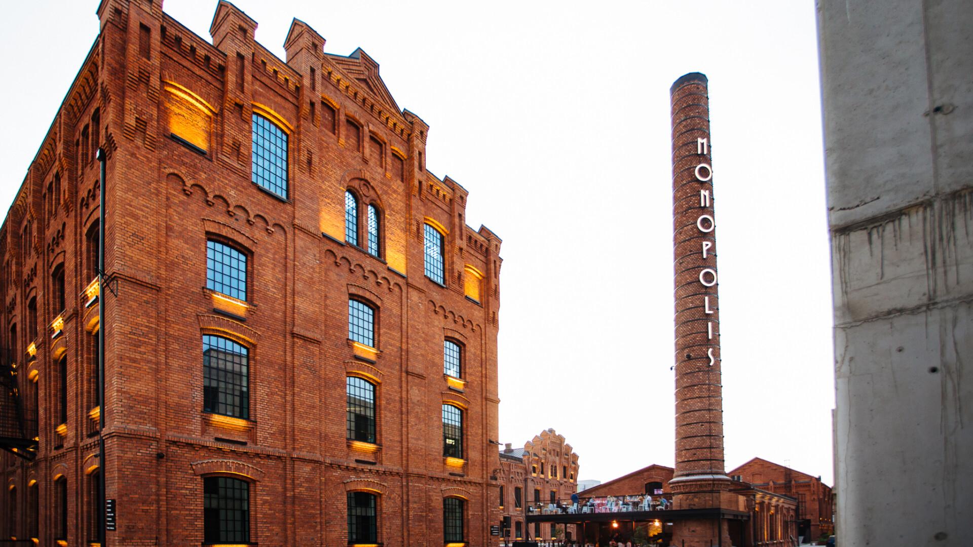 Monopolis. Fabryka na potrzeby biur, usług i sztuki