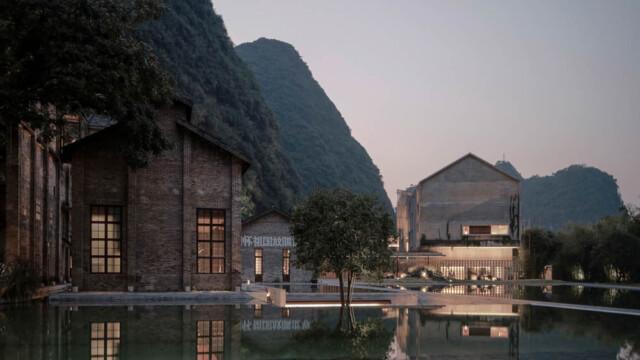Niezwykły hotel w dawnej fabryce cukru