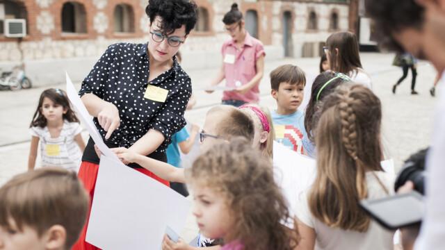 Jak wyglądałby świat, gdyby projektowaniem architektonicznym zajmowały się dzieci?