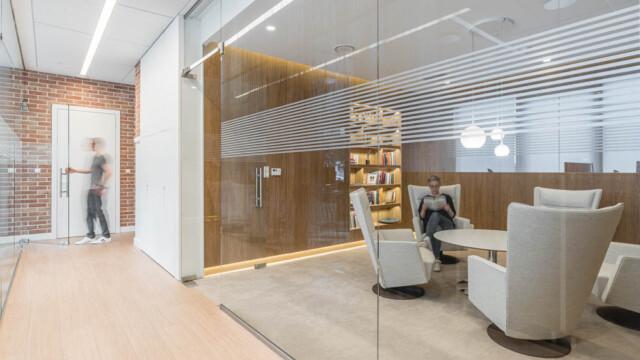 Przestronne i eleganckie biuro firmy ProCardia Medical w Warszawie