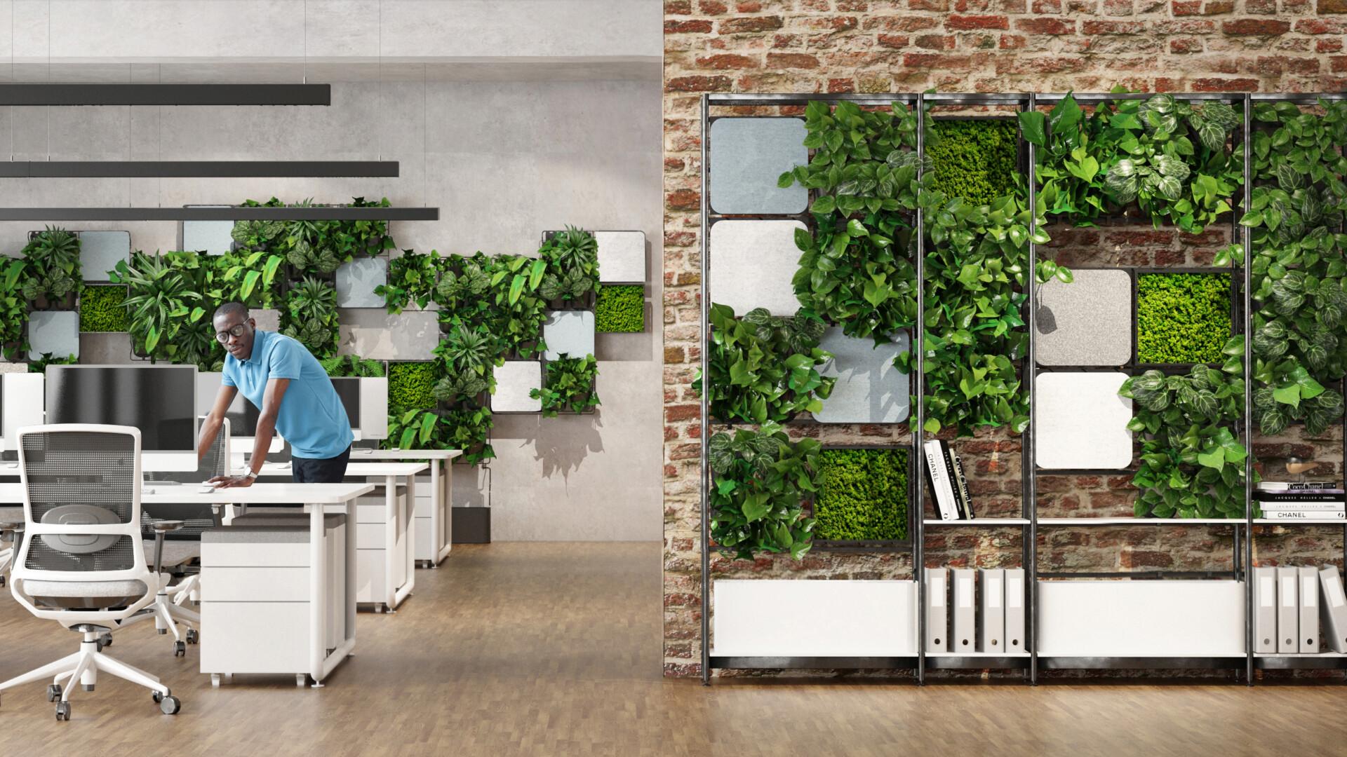 Office jungle od polskiej marki 4Nature System