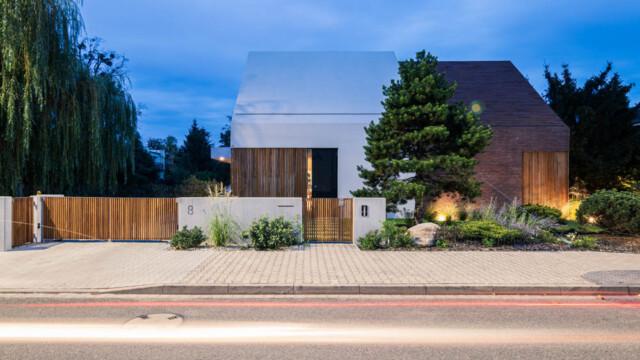 Historyczny kontekst i współczesna forma splecione w projekcie na wrocławskim osiedlu Oporów