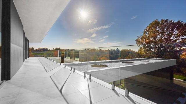 Dom Pawilon. Modernizm i nowoczesność wkomponowane w krajobraz